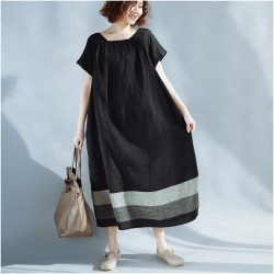 Loose Oversize Confortable Long Dress