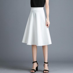 Casual Sexy  Elegant High Waist Office Skirt