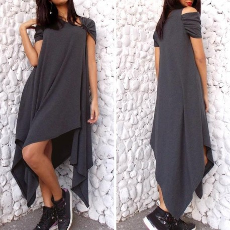 Casual Evening Formal Party Beach Dress