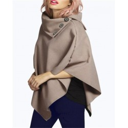 Large Size  Cloak Capes Shawl Wrap  Winter