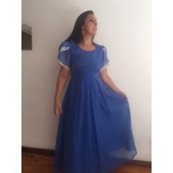 Size L/XL Princess Full lenght  organdi   dress